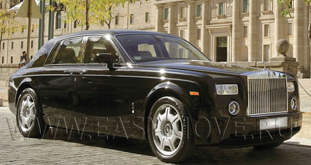 ROLLS ROYCE PHANTOM ЧЕРНЫЙ