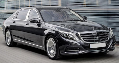 MERCEDES-MAYBACH S500 2016 год