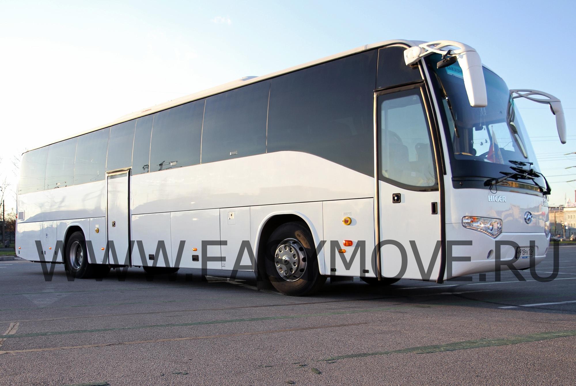 Автобус Туристический Higer 2018 года