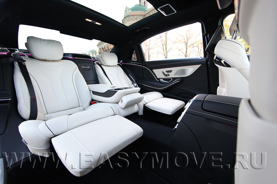 MERCEDES-MAYBACH S500 2017 год