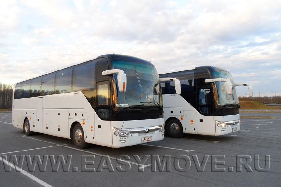 Автобус Туристический YUTONG 2018 г