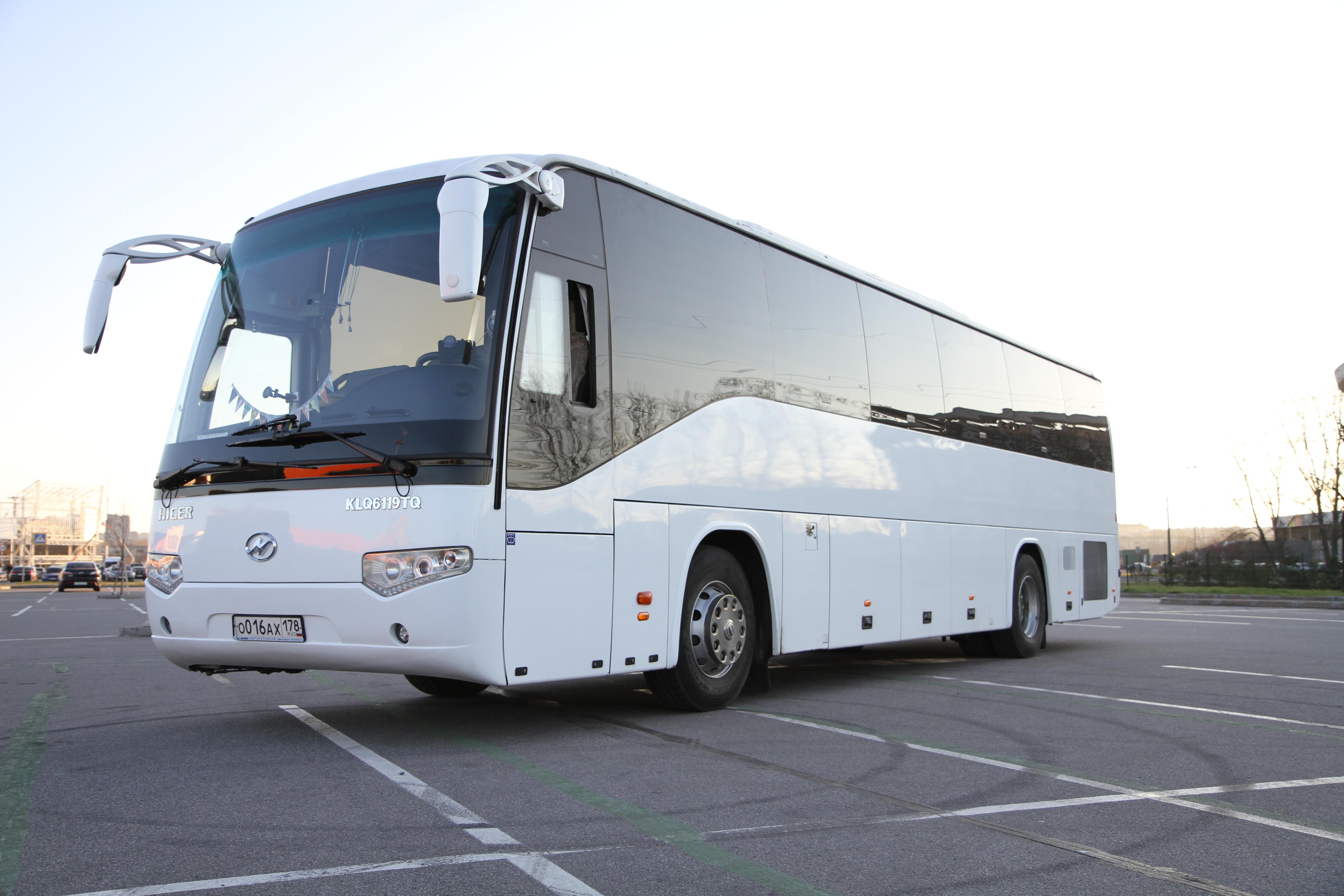 Автобус Туристический Higer