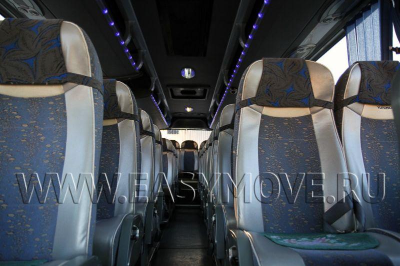 Автобус Туристический YUTONG
